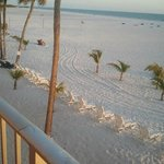 The beautiful FT Myers Beach from Outrigger