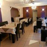 Restaurant 4 saisons le tréport- salle de restaurant