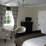 Room at front of Ragleth House