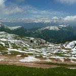 On Mount Baldo