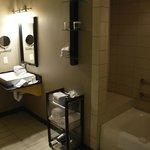 The bath of an interior designer?