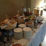 Ricco buffet colazione