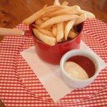 Hot fries anyone?