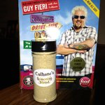 """Culhane's Irish Pub made it to Guy Fieri's """"funky finds in Flavortown"""" book !!!"""