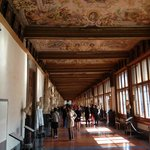 Uffizi-galleriet (Galleria degli Uffizi)