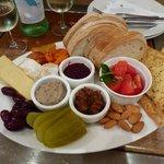 Vegetarian Platter for 2