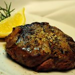 Filetto di Angus alla Brace con Sale al peperone