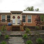 Our cabin, Solar lodge 3