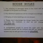 Onerous Rules