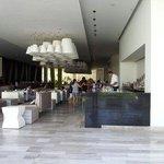 Lobby Bar wonderful ocean breeze blows through all day and night