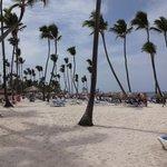 Nice white sand beach