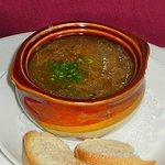 French Onion Soup, no cheese