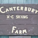 Canterbury Farm  - Winter wonderland