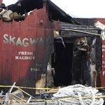 Skagway Fish Company- closed during visit June 5, 2013