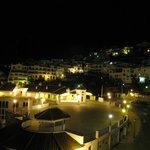 バルコニーから見える夜景2