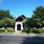Nora Beach Resort & Spa Entrance