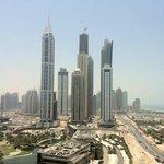 Dubai View by Day (balcony)
