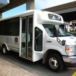 Best Western Shuttle Bus