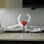 Wonderful room service