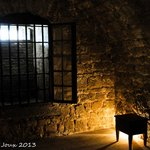 Cellule de Toussaint Louverture