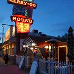 Merry Go-Round, a pleasant surprise!
