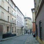 Drukarska street