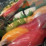 Nigiri's from Edo