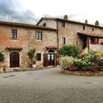 La Mucchia Villa in Tuscany
