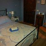 Una stanza veramente carina ed accogliente