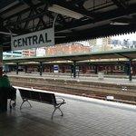 鉄道最寄駅のセントラル