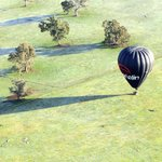 Picture This ballooning over Mansfield VIC