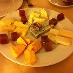 Tabala de quesos
