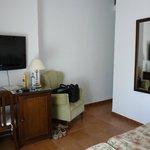 Los Olivos : chambre 108