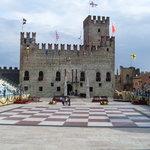 La piazza degli scacchi