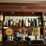 Our real ale selection