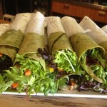 healthy delicious takeaway wraps