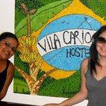 #HostelVilaCarioca