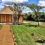 Browns Tented Camp Camp Ablutions