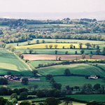 View from East Hill, Devon