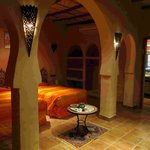 Das orientalische Zimmer