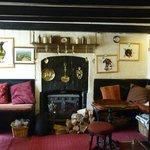 Roseland Inn, interior