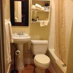 Room #4's bathroom