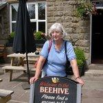 Leaving The Beehive Inn