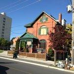 Street shot of Restaurant