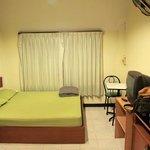 500 baht double room