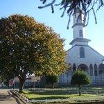 Igreja a partir da praça