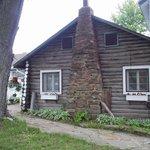 1837 Kitchen area of Thunder Valley Inn