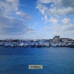 Puerto deportivo de Burela
