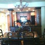Amazing kitchen area