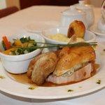 Chicken and Ham